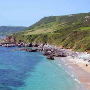 Beautiful Sea in Devon