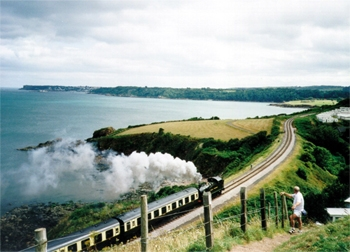 Devon by Rail