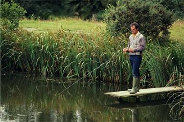 Fishing in Devon