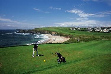Golf in Devon