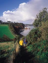 Walking in Devon